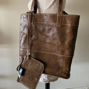 NEW FRYE Harvest Bag